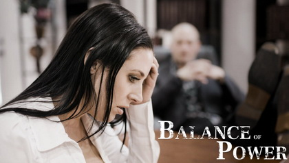 BALANCE OF POWER COUNCILWOMAN WITH A DIRTY SECRET GETS EXPLOITED BY CORRUPT BUSINESSMAN SCENE OPENS
